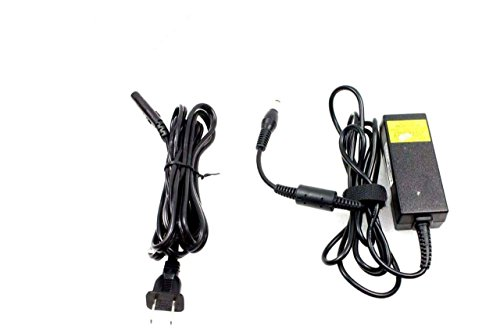 Toshiba Mini NB205-N210 NB205-N211 NB205-N310/BN NB205-N311/W NB205-N312/BL NB205-N313/P 30 Watt 100-240v Black AC Power Adapter PA-1300-03 PA3743U-1ACA (Toshiba Nb205)