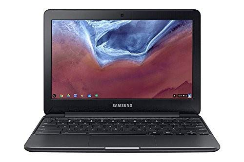 Samsung Chromebook 3, 11.6in, 4GB RAM, 16GB eMMC, Chromebook (XE500C13-K04US) (Renewed) by Samsung