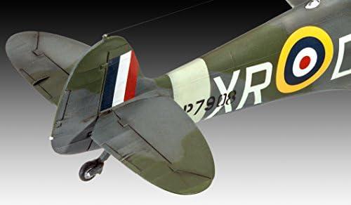 ドイツレベル 1/48 スピットファイア MK.II プラモデル