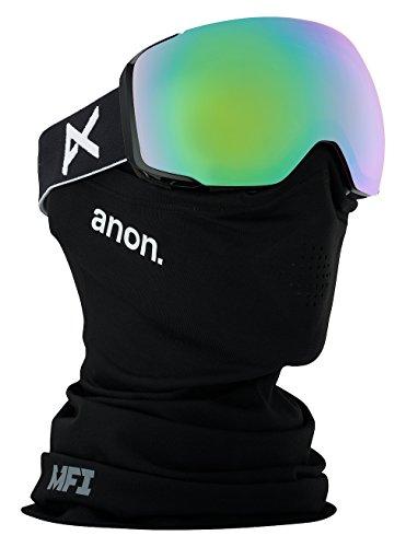 Anon M2 MFI Goggle, Black/Sonar Green - M2 Anon Lenses