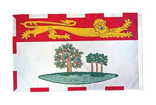 - Hebel 3x5 Prince Edward Island Canadian Province Flag 3x5 Grommets | Model FLG - 1159