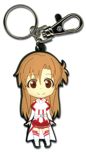 Great Eastern Entertainment Sword Art Online Asuna PVC Keychain