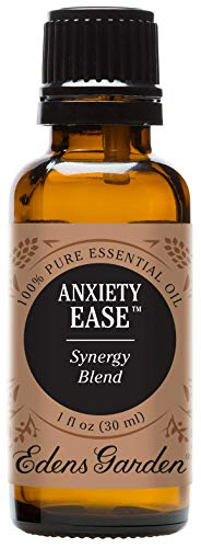 Edens Garden Anxiety Ease Essential Oil Synergy Blend, 100% Pure Therapeutic Grade (Highest Quality Aromatherapy Oils- Anxiety & Stress), 30 ml (Examples Of The Gifts Of The Holy Spirit)