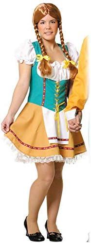 DISBACANAL Disfraz de Tirolesa Mujer - -, L: Amazon.es: Juguetes y ...