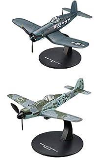 Avion Chance Vought F4U Corsair 1//72 WW2 militaire DeAgostini AC16