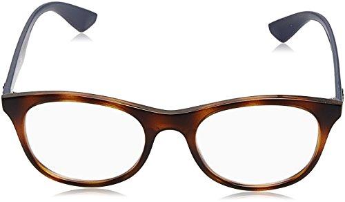 Havana Light Men's Rx7085 ban Ray Eyeglasses n8zSRqx4pW