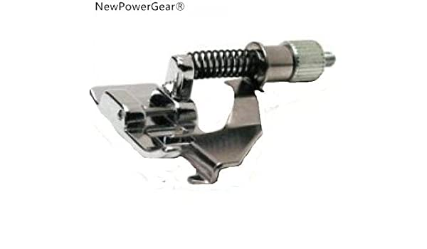 Amazon NewPowerGear Snap On Foot Blind Stitch Foot Replacement Best Brother Sewing Machine Model Xl 5232