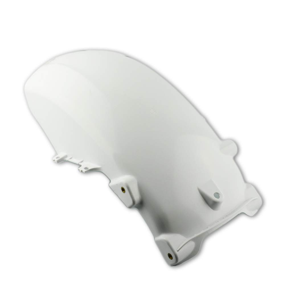 Motorcycle parts ABS Unpainted Front Fender Ang Rear Half Fairing Fits For Honda GL1800 GOLDWING 2001-2011 Full Mud Guard Mudguard GL 1800 01-11 Front Fender