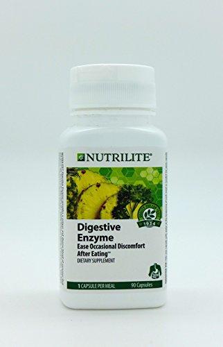 Nutrilite Digestive Enzyme Complex – 90 Count