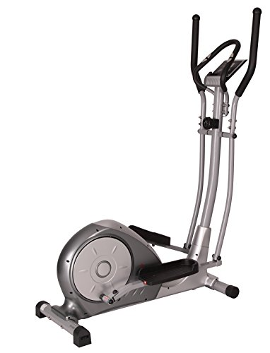 Magnetic Elliptical Trainer with Adjustable Resistance, Hand Pulse Sensors by Sunny Health & Fitness – SF-E3608 by Sunny Health & Fitness (Image #2)