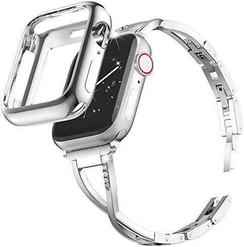 Compatible Wristband iWatch Stylish Silver product image