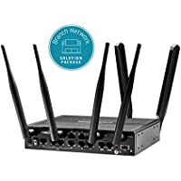 1-yr NetCloud Essentials for Branch Routers (Enterprise) with support and AER2200 FIPS router with WiFi (600Mbps modem)