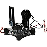 2-Axis Brushless FPV Camera Mount PTZ Gimbal Kit for DJI Phantom/Walkera QR X350/GoPro Hero - Grey