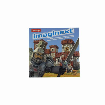 Fisher-Price Imaginext Eagle Talon Castle - Replacement DVD X3587