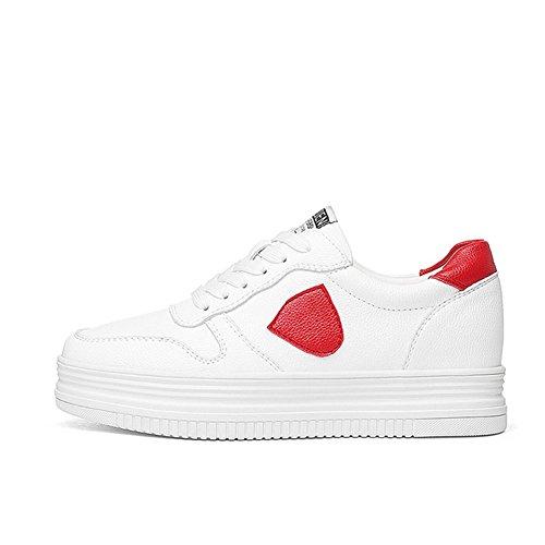 CAI Sandalias deportivas para mujer blanco blanco 37 rosso