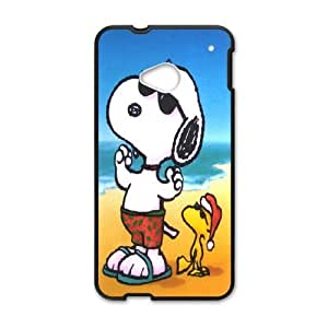 Generic Case Snoopy Sports Series For HTC One M7 G7G9852654