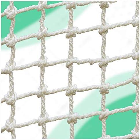 安全網、手すりの階段フェンス装飾的な保護バルコニーナイロンロープネット 貨物固定ロープコンテナトラックトレーラー重いデッキネット 屋内および屋外の遊び場 強く、耐摩耗性 (Size : 1*5m(3.3*16.4ft))