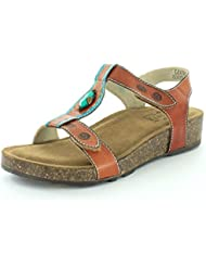 Spring Step Womens Soothing Sandals