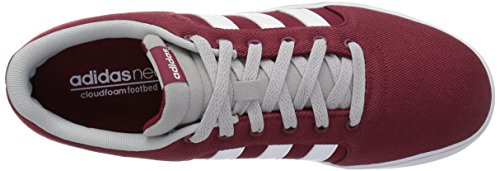 adidas Performance Herren Hawthorn ST Fashion Sneaker Collegiate Burgunder / Weiß / Light Onix
