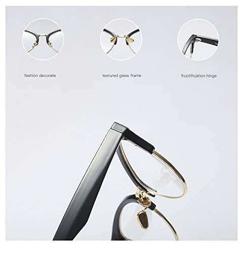 De Demi Soleil À Et Grand Plat Format Ht Huateng E5 Miroir Fashion lunettes Cadre pqxTWIZ