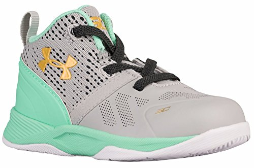 Under Armour Infant Baby Toddler Curry 2 Basketball Shoes (9 M US Toddler)