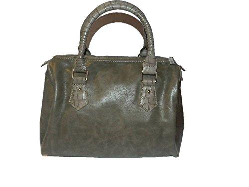 RENATO BALESTRA borsa bag shopping colore marrone