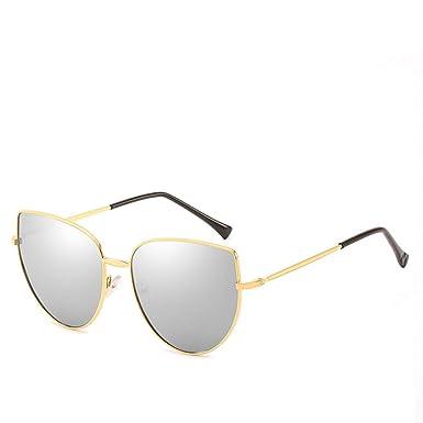 Gafas Polarizadas Gafas De Sol Para Damas Protección Uv Cara ...