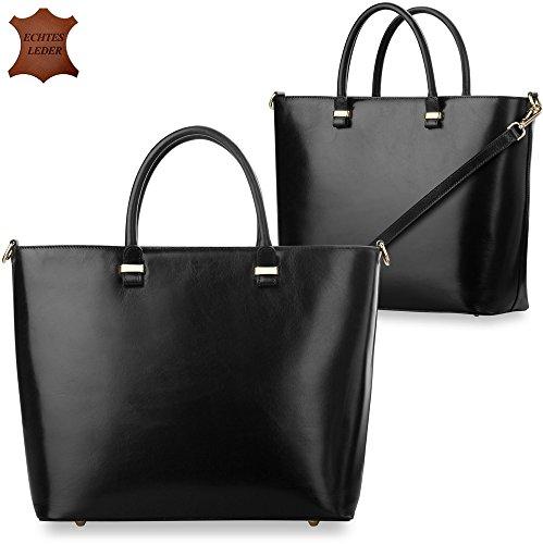 elegante Damentasche Handtasche City