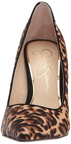 Jessica Simpson Womens Tanysha Pump Natural / Black