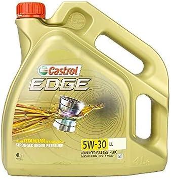 Castrol 15668b Edge Titanium Fst 5w 30 Ll 4l Auto