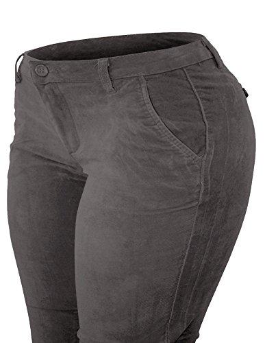 Juniors Corduroy Pants - 2