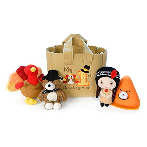 Baby's My First Thanksgiving Fill and Spill Toy Playset Gift