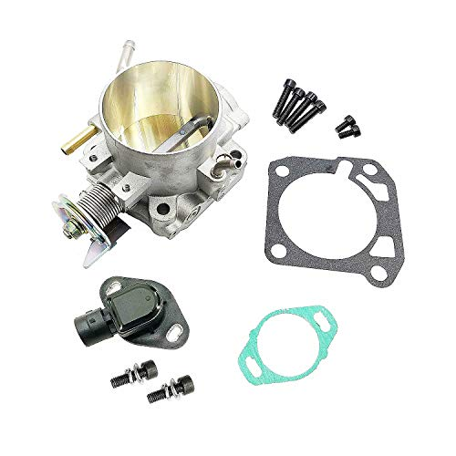 Throttle Body with TPS Sensor 70mm B/D/H/F Series for Honda Civic Prelude Accord Acura Integra 309-05-1050