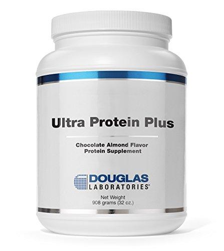 - Douglas Laboratories - Ultra Protein Plus - Chocolate Almond Flavor Protein Supplement - 908 Grams (32 oz.)