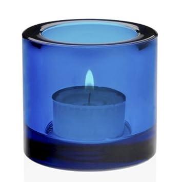 Hellblau Stimmungsbeleuchtung 60 mm Iittala Kivi
