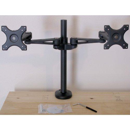 Dual Monitor Stand Grommet Base Buy Online In Uae