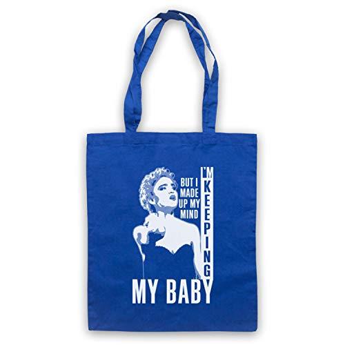 Sac Bleu Inspired Preach Officieux D'emballage Madonna Apparel Don't Inspire Par Papa r8Car