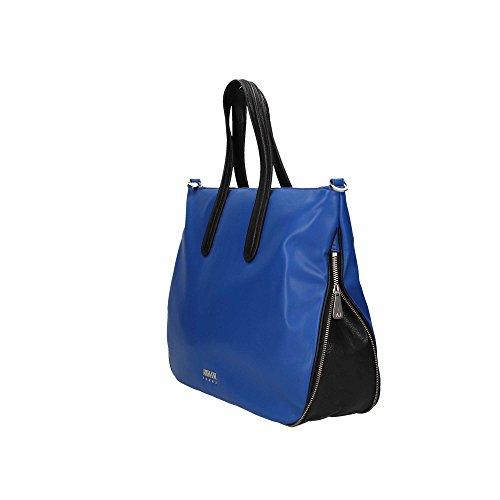 ARMANI JEANS ZIP SHOPPING BAG Blu Royal De Salida Con Tarjeta De Crédito Comprar Barato Más Barato Sat O4sJlOMag