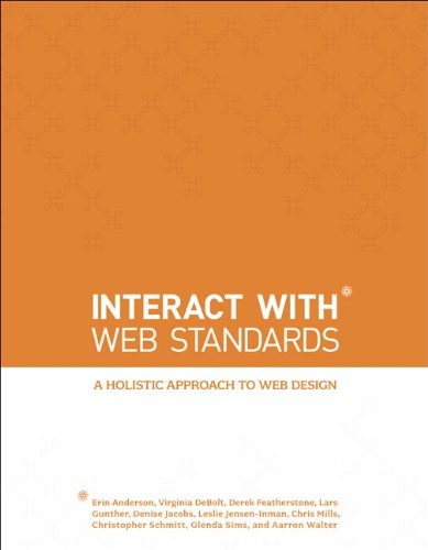 Price comparison product image InterACT with Web Standards: A holistic approach to web design (Voices That Matter)