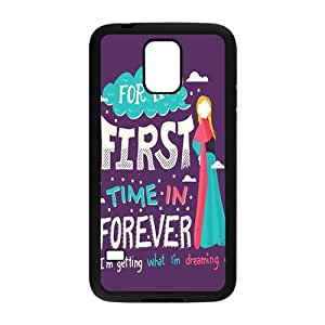 first time in forever Phone Case for Samsung Galaxy S5 Case