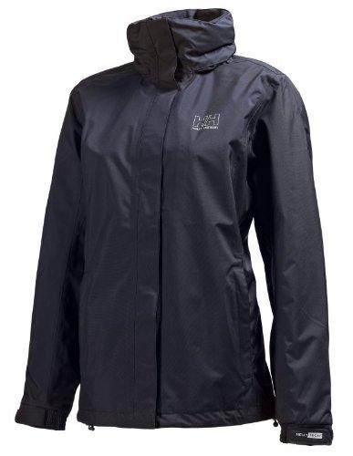 Helly Hansen Women's New Aden Jacket, Black, XX-Large