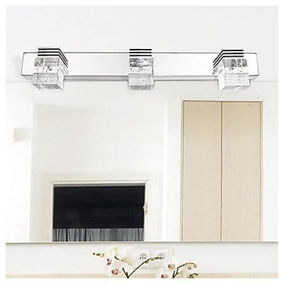 Éclairage de salle de bains Éclairage de salle de bain 3 lumières modernes