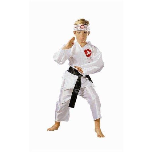 RG Costumes Karate Boy Costume, White, (Asian Costume Boy)