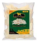 Natural Rawhide Chips – Premium Long Lasting Dog