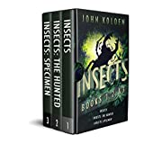 Insects: Books 1, 2, & 3