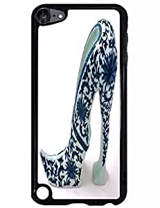 Special Designed For SamSung Galaxy S3 Case Cover Hard shell Case With High Heels Produced By Blue And White Porcelain Image