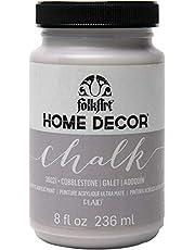 FOLKART Plaid Home Decor Chalk