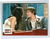 Zac Efron and Vanessa Hudgens trading card High