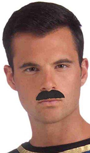 Fake Stick On Albert Einstein Smarty Costume Mustache (Quality Fake Moustache)