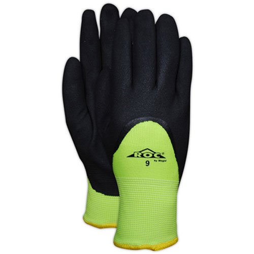 magid-roc28hvwtl-hivis-nitrile-winter-glove-yellow-large